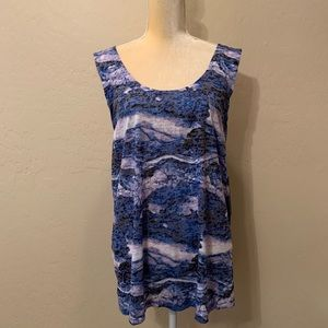 NWT Bally Total Fitness Tank Top Style# FPT1617A